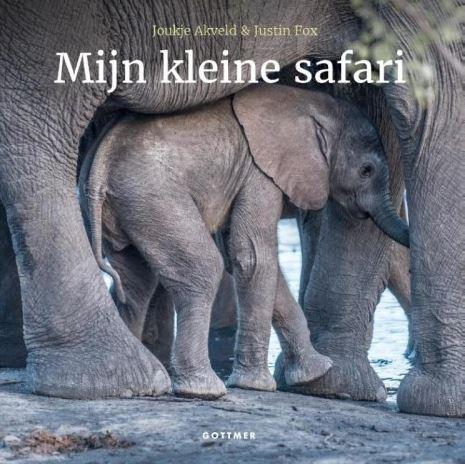 Mijn Kleine Safari Boek omslag