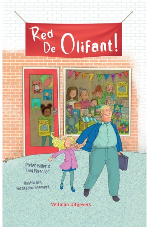 Red de olifant Book Cover