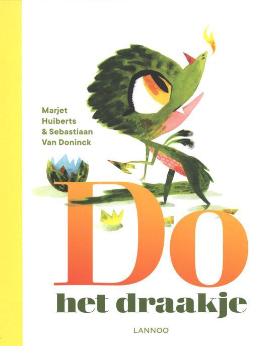 Do, het draakje Book Cover