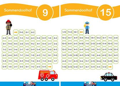 Ongekend Cijfers en rekenen downloads - JufSanne.com GZ-94