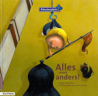 Alles moet anders! Book Cover