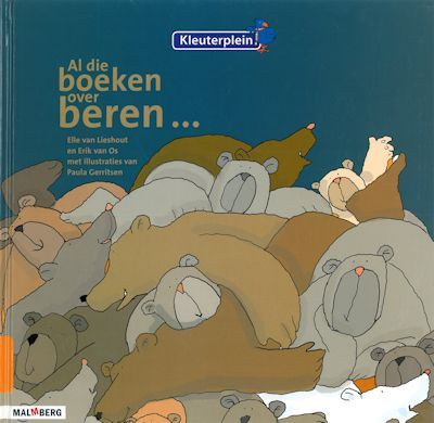 Al die boeken over beren Book Cover
