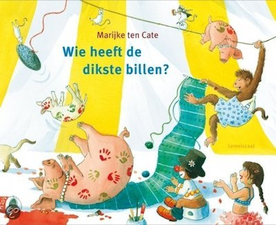Wie heeft de dikste billen? Book Cover