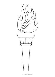 Sinterklaas Kleurplaat Lichaam Olympische Spelen Downloads Juf Sanne