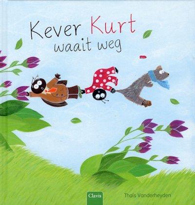 Kever Kurt waait weg Book Cover