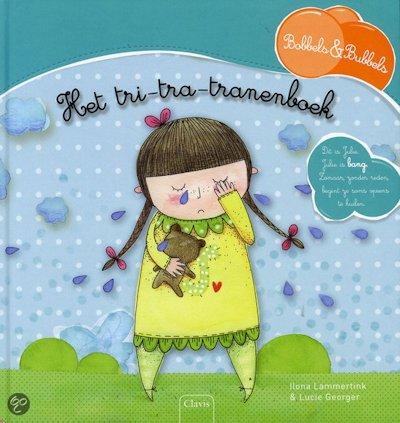 Tri-tra-tranenboek, het Boek omslag